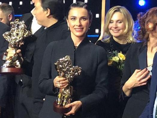 Азербайджанка удостоена премии ТЭФИ – ФОТО – ВИДЕО