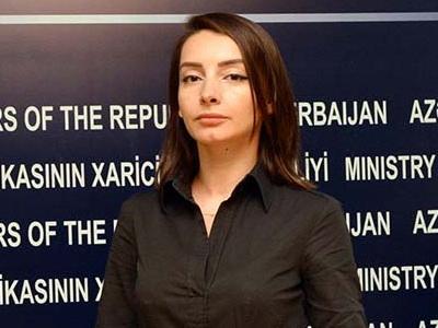 Картинки по запросу начальник пресс службы мид азербайджана