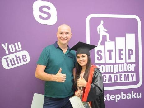 Директор IT Step Academy в Баку: «Сегодня программирование – как второй английский» - ФОТО