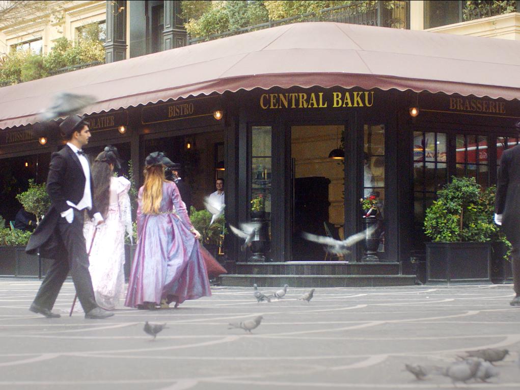 Бакинская история и европейская элегантность: новый имидж ресторана Central Baku – ВИДЕО