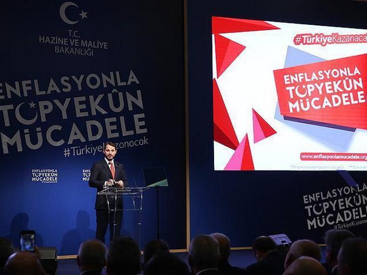 Обнародована программа по борьбе с инфляцией в Турции