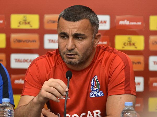 Гурбан Гурбанов: «Мы забыли о том, что провели 14 часов в пути. Завтра будем играть на победу»