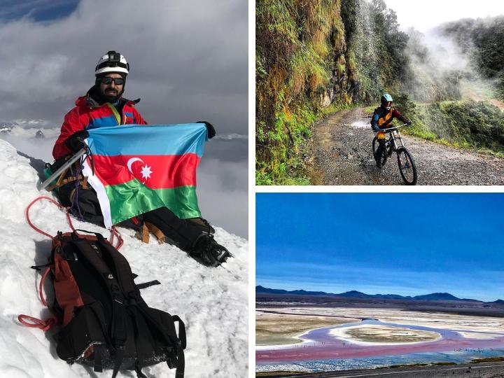 Фарид Новрузи о незабываемом путешествии в Боливию: озеро Титикака, Дорога смерти и не только - ФОТО