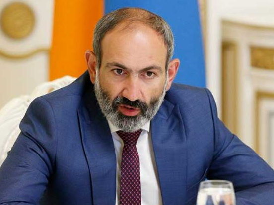 Пашинян заявил, что уйдет в отставку 16 октября