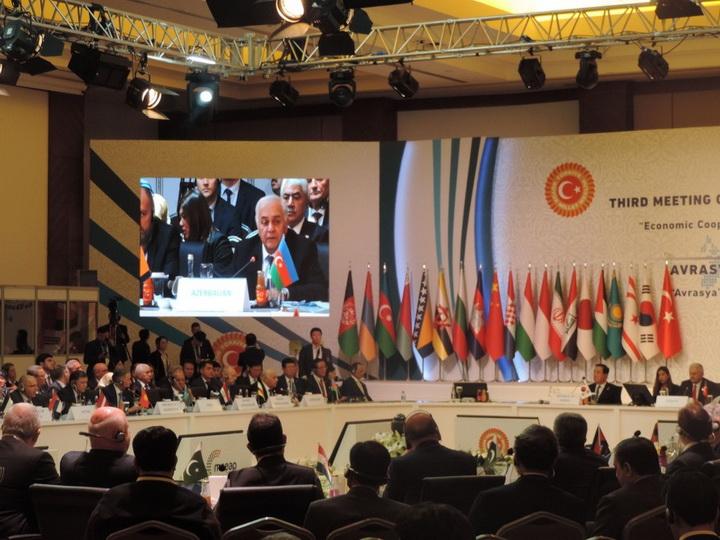 Председатель Милли Меджлиса в Анталье дал весомый ответ на ложь официального представителя Армении