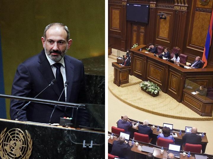 Ход конем: как Пашинян и Царукян «перевернули» Армению