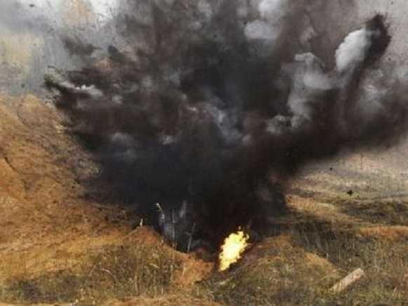 Мирный житель подорвался на мине в Тертерском районе Азербайджана