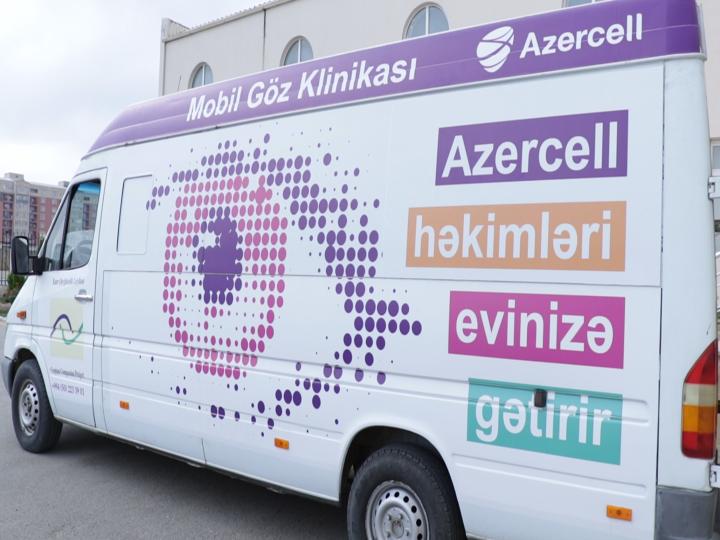 Бесплатное офтальмологическое обследование от Azercell во Всемирный день зрения – ФОТО