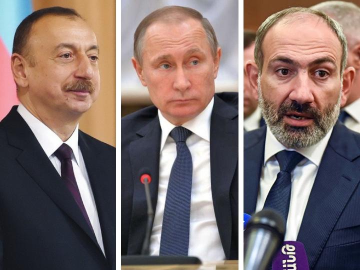 Москва предлагает Баку и Еревану свой вариант «оперативной связи»