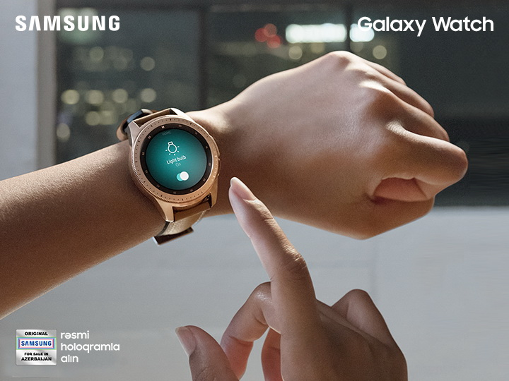 «Умные часы» - Samsung Galaxy Watch