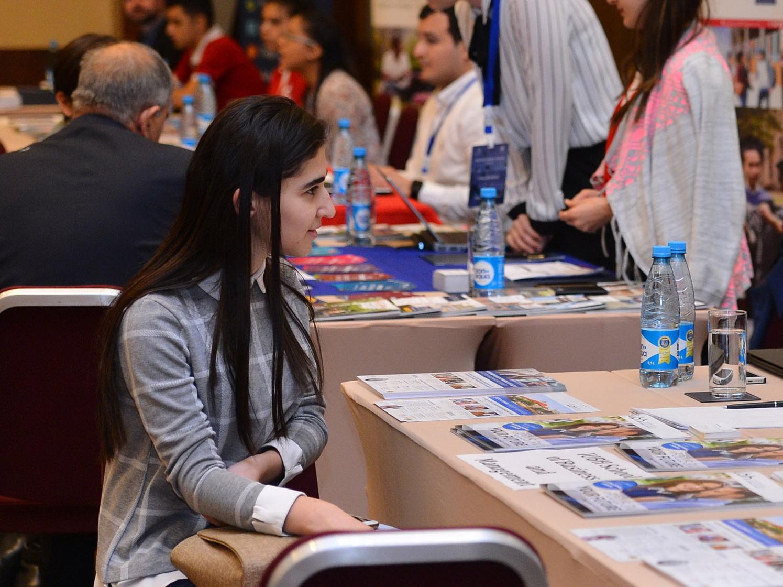 В Баку стартовала XII Азербайджанская международная образовательная выставка