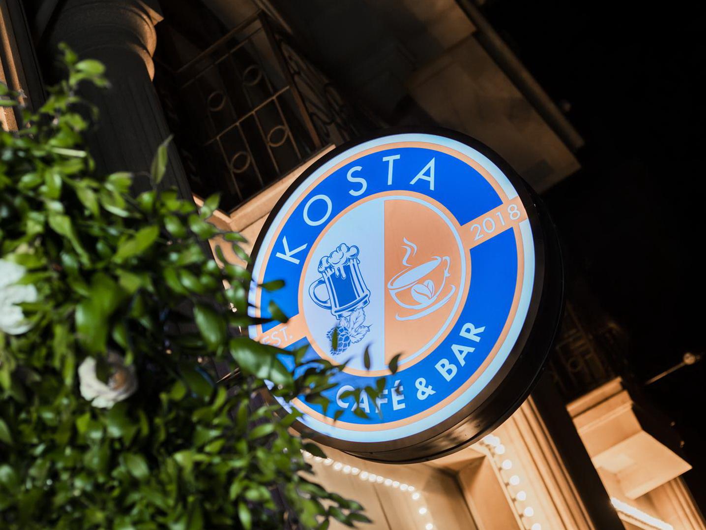 KOSTA Cafe & Bar: Новое, необычное, вкусное и стильное место в центре Баку – ФОТО – ВИДЕО