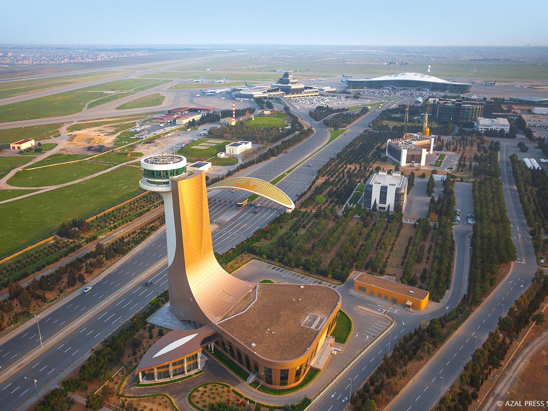 За девять месяцев 2018 года Международный аэропорт Гейдар Алиев обслужил почти 3,5 миллиона пассажиров