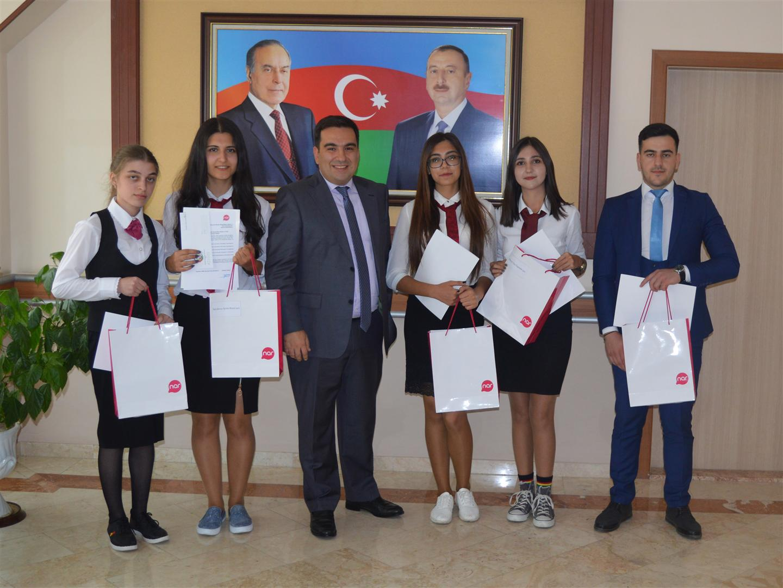 Пятеро студентов, обучающихся в Нахчыванской Автономной Республике, получат стипендию от Nar