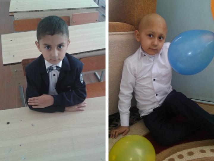 В помощь семилетнему Руфату пройдет благотворительная ярмарка - ФОТО