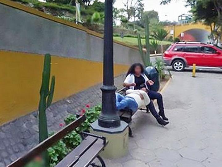 Житель Перу узнал об измене жены через Google Maps – ФОТО