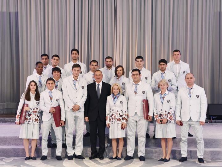 Благодаря заботе Президента Ильхама Алиева в стране происходил процесс динамичного развития спорта