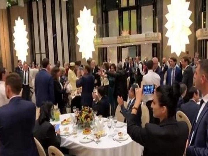 Azərbaycan mahnısı çalındı, Paşinyan oynadı – VİDEO