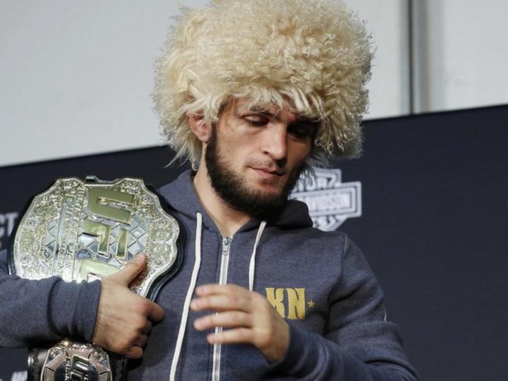Хабиб Нурмагомедов ответил на предложение покинуть UFC