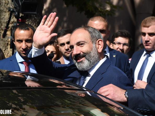 Пашинян сегодня не подаст в отставку - Пресс-секретарь