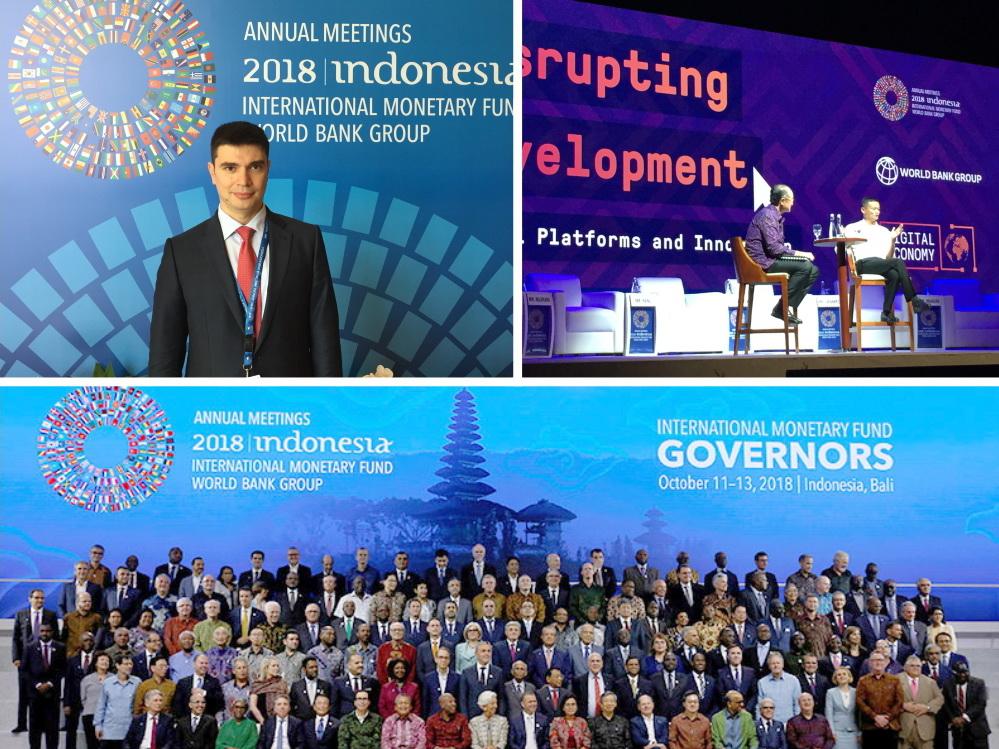 Kapital Bank принял участие в международном мероприятии