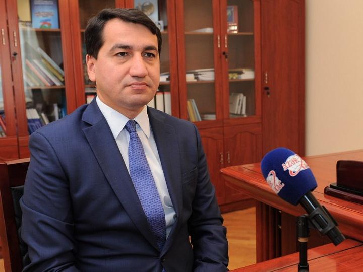 Хикмет Гаджиев: За последние 15 лет Азербайджан под руководством Президента Ильхама Алиева достиг серьезных успехов в области внешней политики