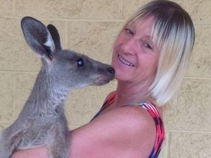 В Австралии кенгуру сломал ребра и повредил внутренние органы женщины