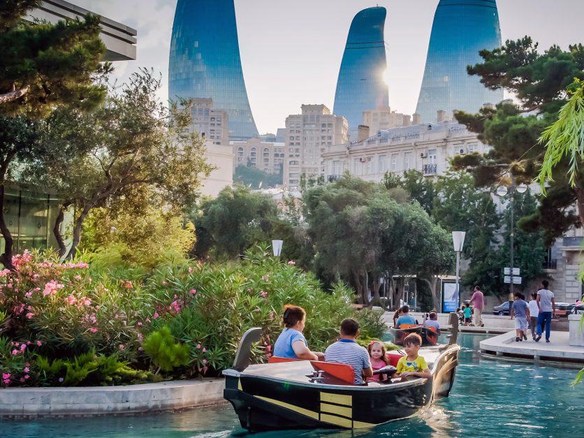 Азербайджан вошелв первую тройкустран экскурсионного отдыхароссиян