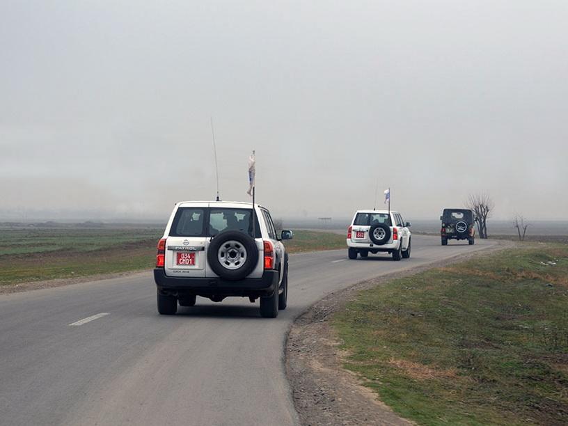 На государственной границе Азербайджана и Армении будет проведен очередной мониторинг