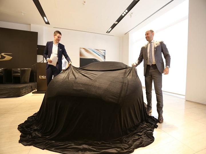 Yeni DBS Superleggera-nın təqdimatı: iki məşhur brend, bir möhtəşəm Super GT – FOTO
