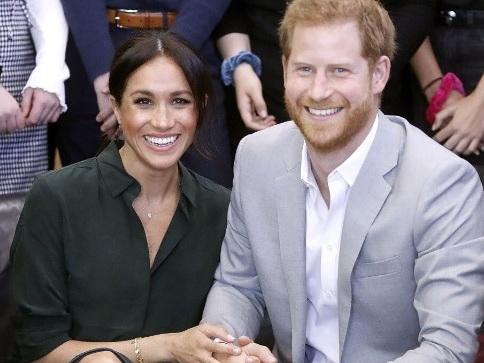 Это официально: Меган Маркл и принц Гарри ждут ребенка – ФОТО