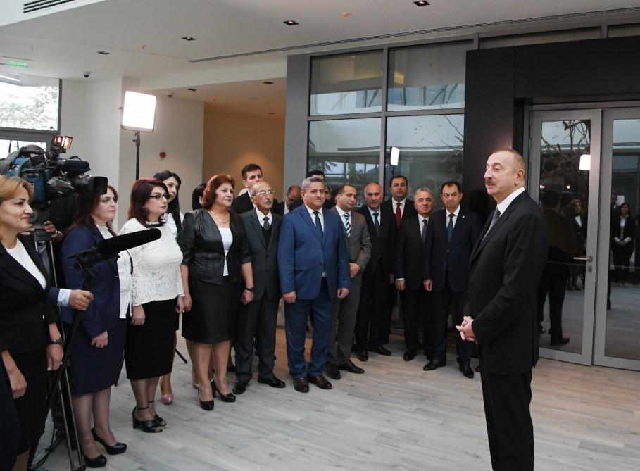 Президент Ильхам Алиев: Развитие туризма в Лянкяранском районе идет быстрыми темпами - ФОТО