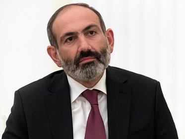 Никол Пашинян: «Для Армении сегодня важный день»