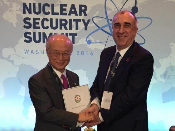 Азербайджан в Совете управляющих МАГАТЭ: В поддержку мирного использования атомной энергии
