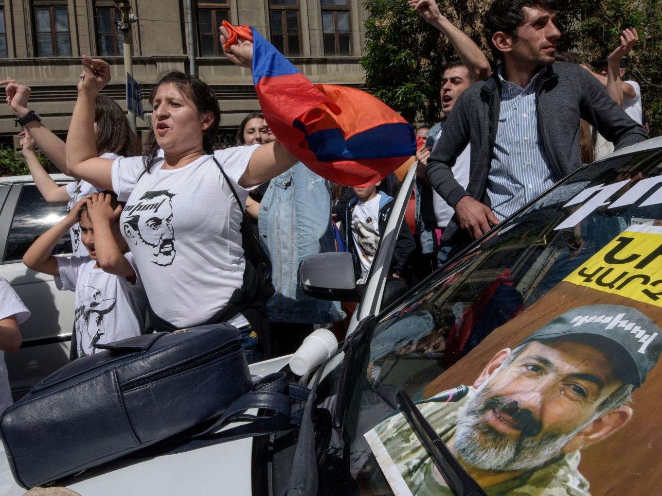 Foreign Policy: постреволюционная вечеринка в Армении подходит к концу