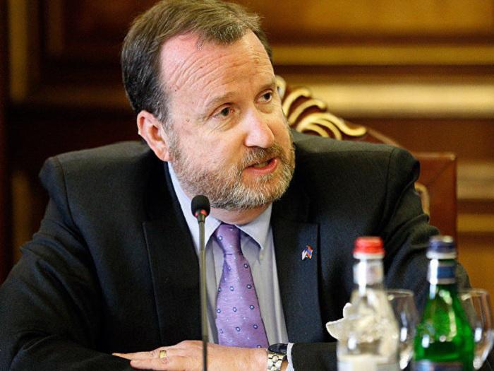 Посол США в Армении высказался о возвращении Азербайджану оккупированных территорий
