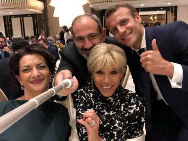 Антироссийская политика под соусом франкоармянской клоунады