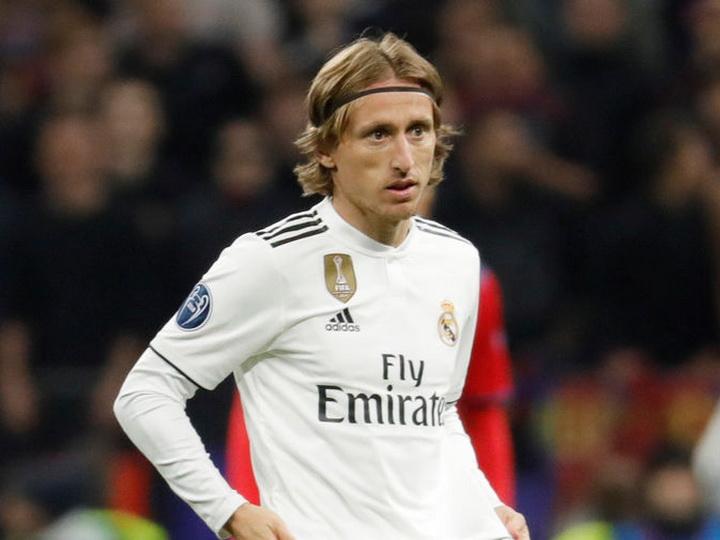 Модрич был удивлен уходу Роналду из «Реала»