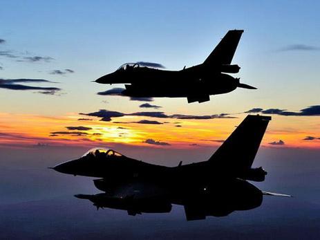 ВВС Турции уничтожили объекты террористов на севере Ирака