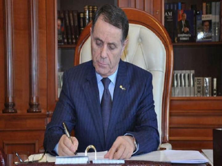 Novruz Məmmədov yeni mərkəzin yaradılması ilə bağlı qərar imzalayıb
