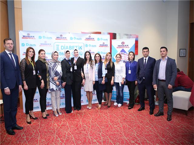 Modern Hospital организовал конференцию, которая поможет медикам в лечении синдрома диабетической стопы – ФОТО