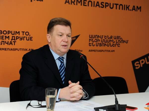 Торгпред России: Последние разоблачения сказались на инвестиционной среде Армении