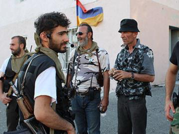 В Армении решили выпустить на свободу всех членов радикальной вооруженной группировки «Сасна црер»