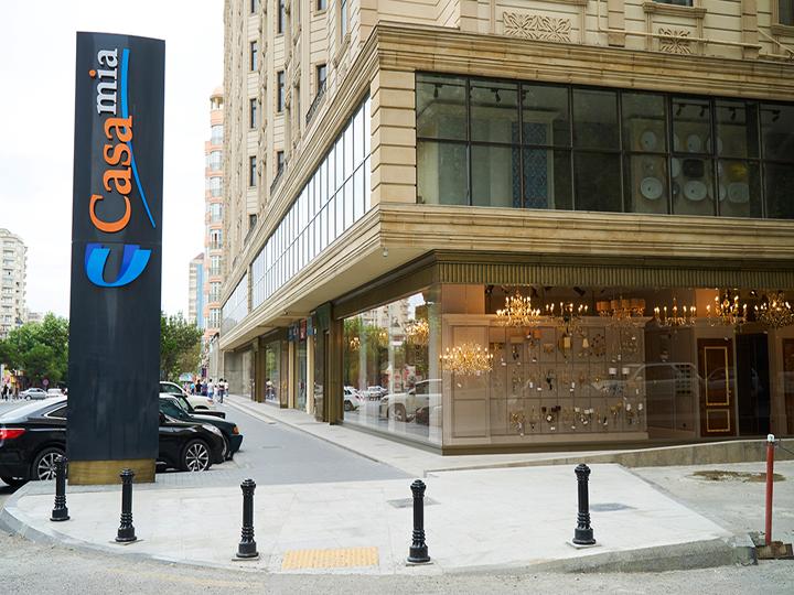 Итальянская роскошь и европейское качество: В Баку открылся новый шоурум Casa Mia – ФОТО – ВИДЕО