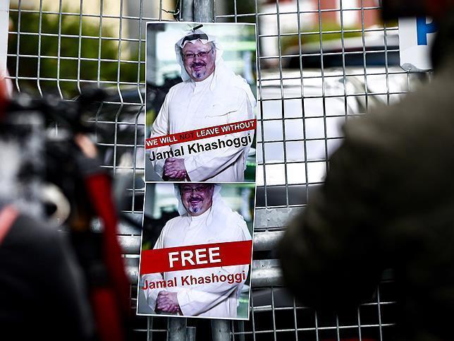 В Стамбуле завершен осмотр генконсульства Саудовской Аравии в рамках расследования исчезновения саудовского журналиста - ФОТО