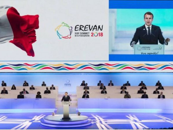 Саммит Франкофонии в Иреване: историческая ошибка официального Парижа и «земляки» французов»