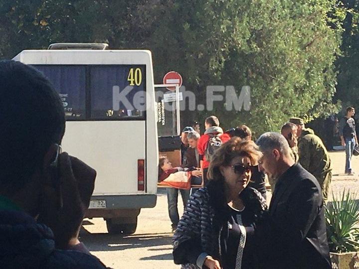 Число жертв нападения на колледж в Керчи возросло до 20 человек – ФОТО – ВИДЕО – ОБНОВЛЕНО