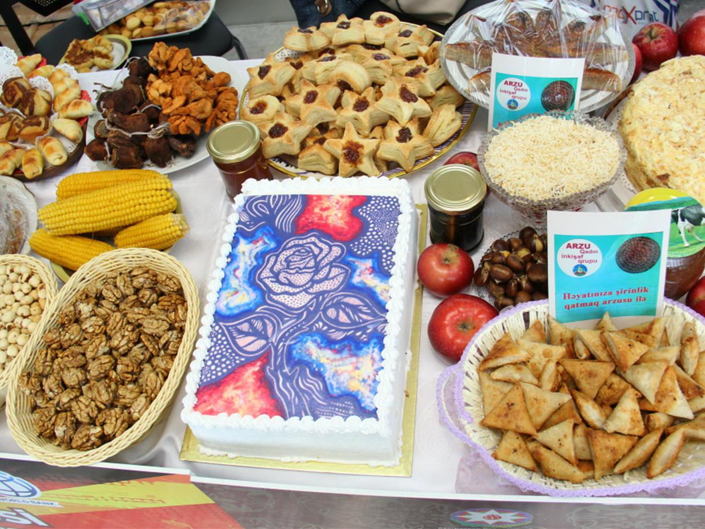 Всемирный день продовольствия в Баку: Мир без голода к 2030 году возможен - ФОТО