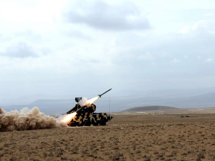 Подразделения ПВО выполнили боевые стрельбы из ЗРК «ОСА» – ФОТО – ВИДЕО