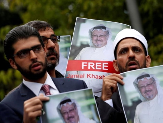 СМИ: Один из подозреваемых в убийстве Кашыкчы - приближенный наследного принца Саудовской Аравии - ВИДЕО